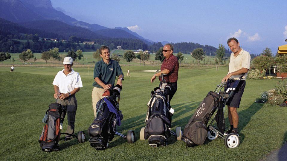 Lois Hechenblaikner: Golfer