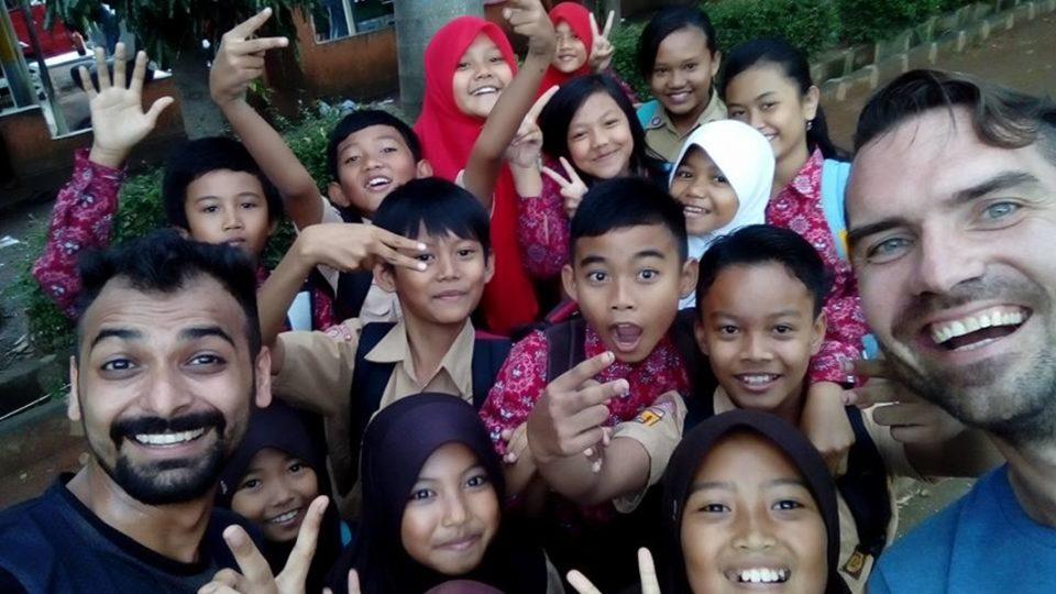 Jan Fiala cestoval rok po Asii: Indonésie