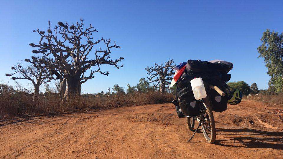 Z cest Tadeáše Šímy po Africe