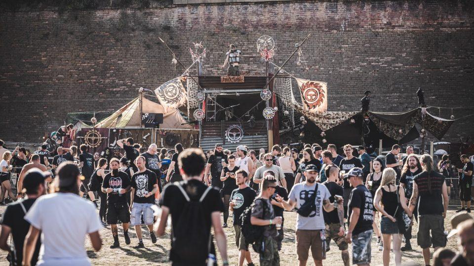 Junktown na festivalu Brutal Assault 2019