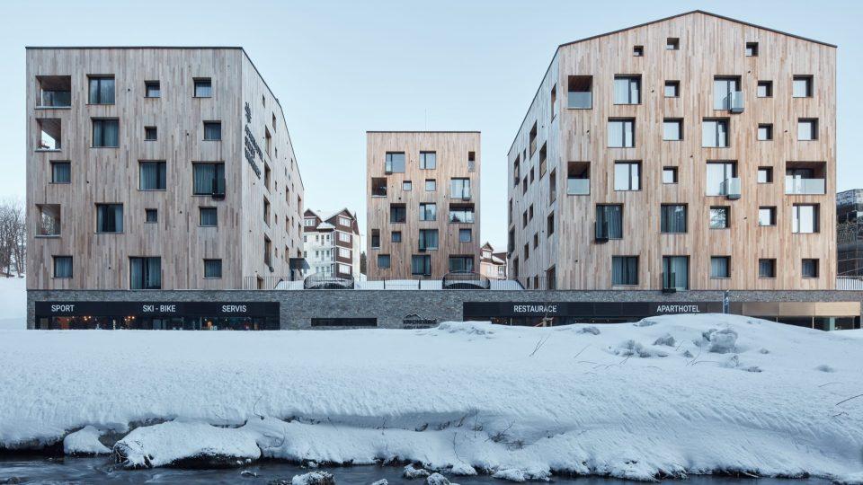 Aparthotel Sv. Vavřinec v Peci pod Sněžkou