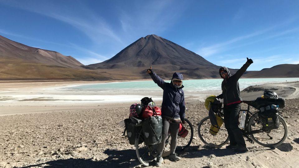 Alis Lundová vyrazila s Magdou Jasinskou na velkou cyklocestu po Střední a Jižní Americe. Trvala skoro rok