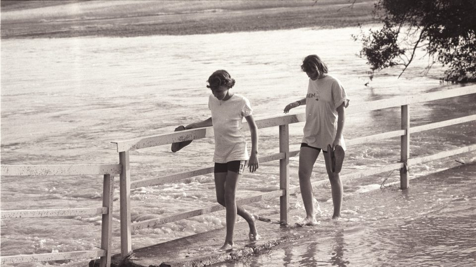 Povodně v roce 1997, Police nad Metují