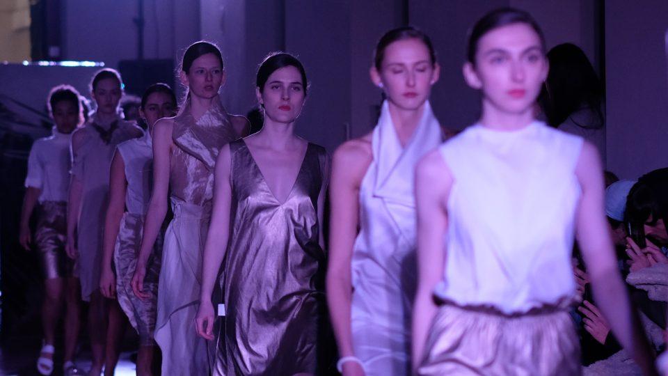 Studentský Fashion Event Dotek ukázal nové trendy