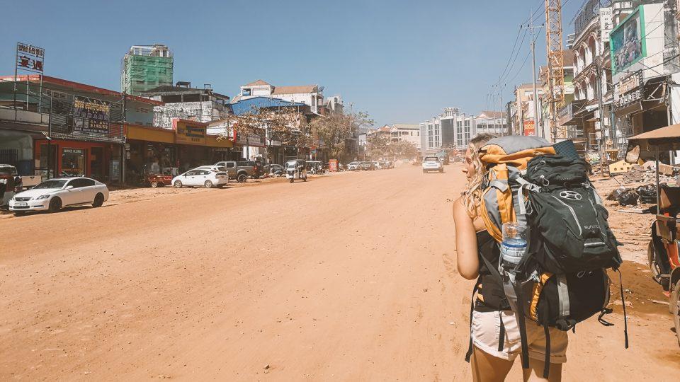 Kambodža - Sihanoukville