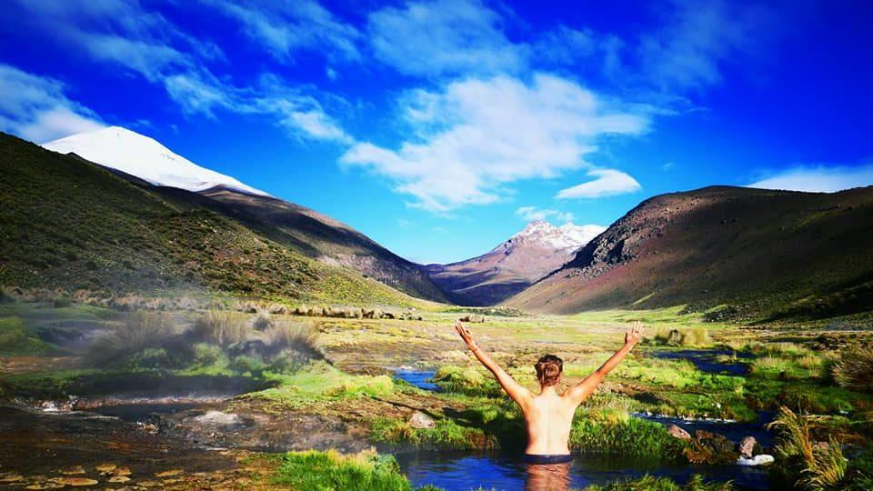 Narodní park Sajama (Bolivie)