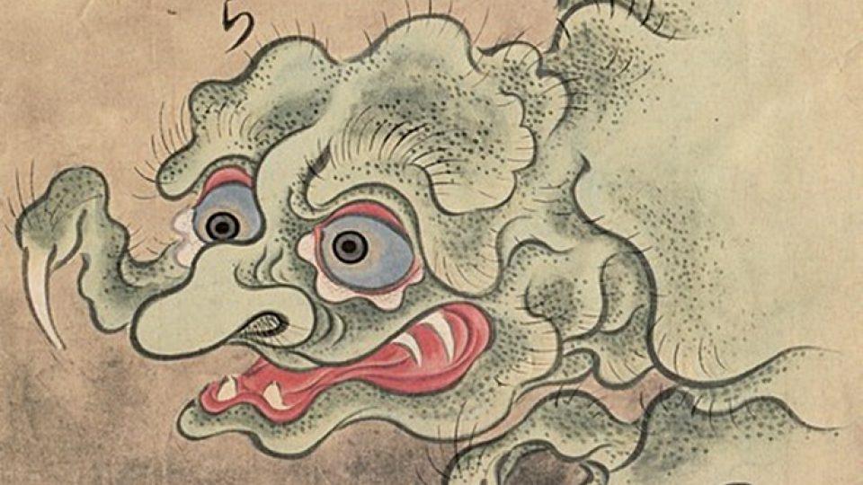 Suushi Waira - Yokai, japonský démon