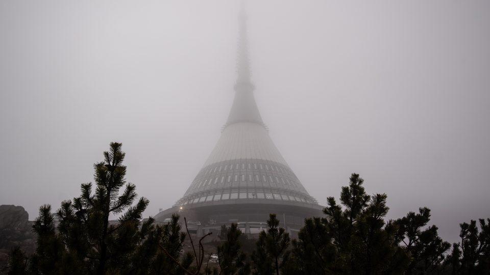 Horský Audioport z Ještědu