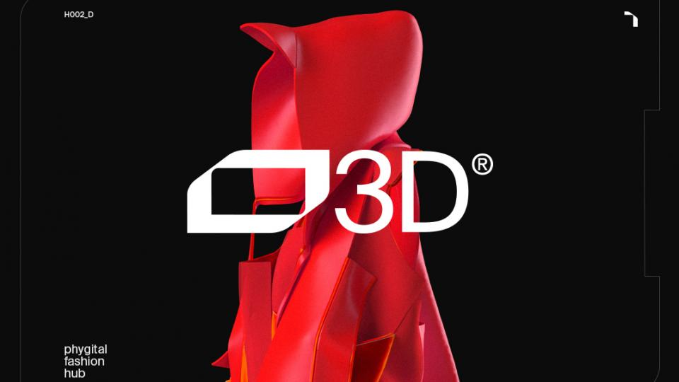 Design OFFORM3D. Branding Creative Nights