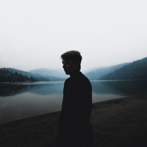 samota - smutek - v přírodě