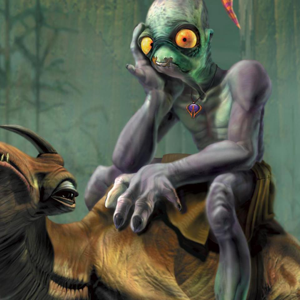 Ze hry Oddworld: Abe's Oddysee
