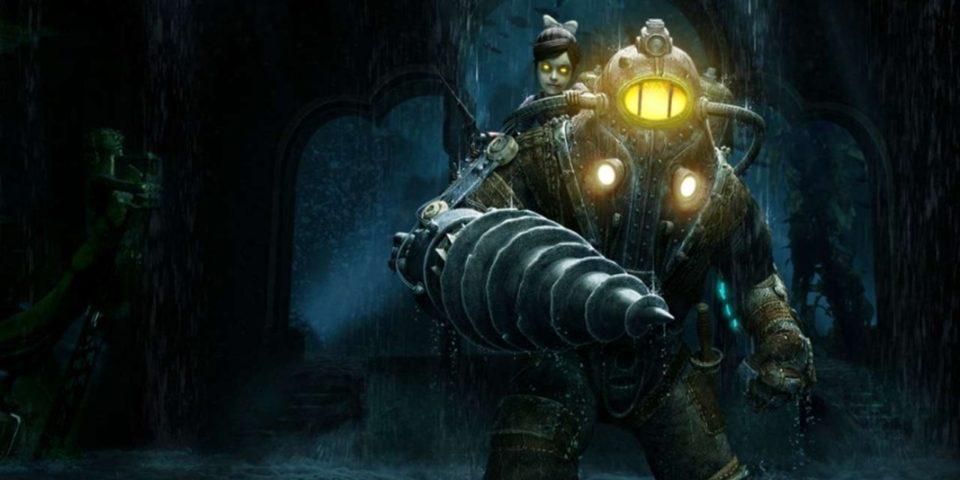 Ze hry Bioshock Rapture