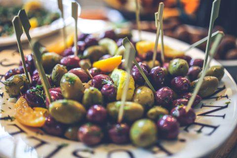 Olivový olej – olivy