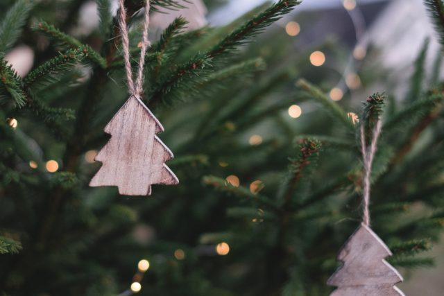 vánoční stromeček - vánoce