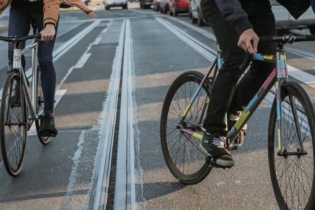 Městská cyklistika