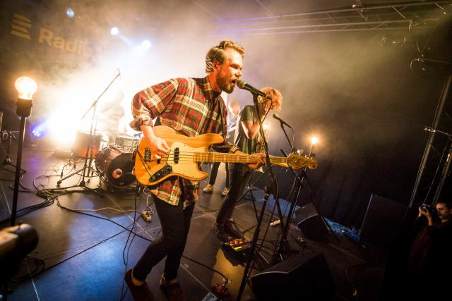 Cold Cold Nights na Czeching Showcase