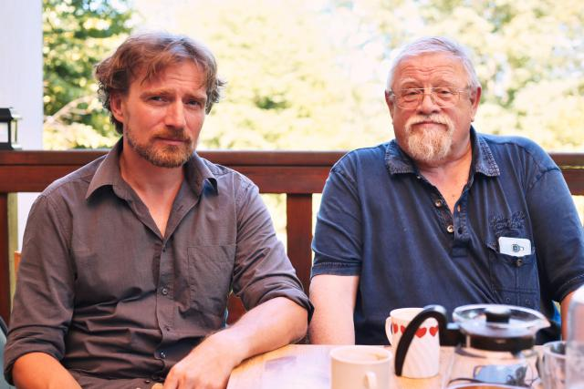 Janek a Daniel Kroupovi