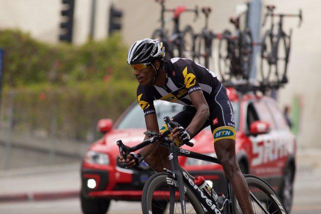 Daniel Teklehaimanot na Tour of California