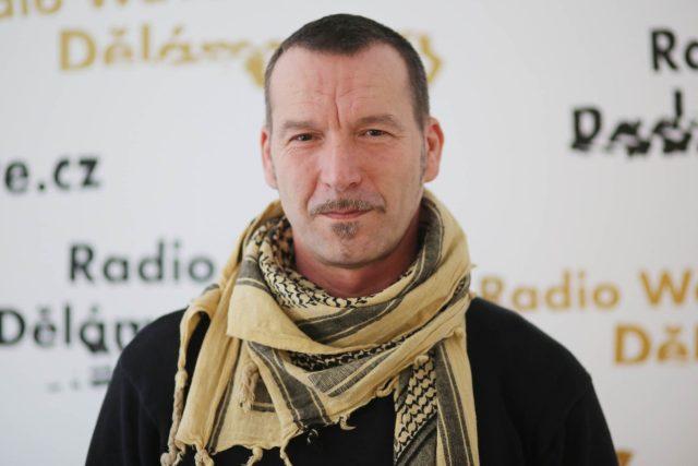 Profesor Jiří Horáček z Národního ústavu duševního zdraví