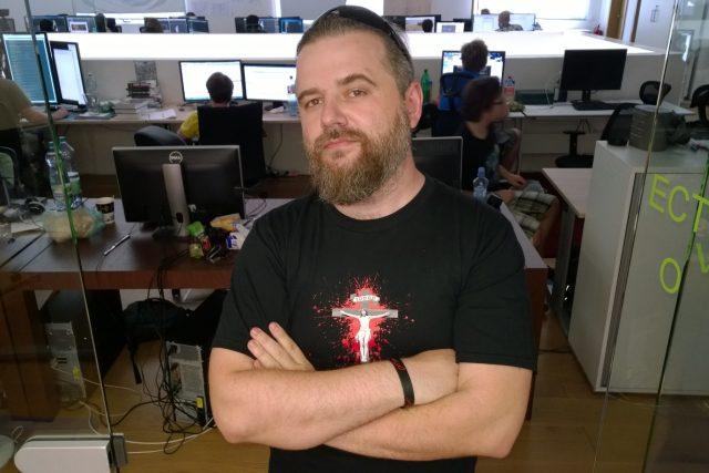 Herní vývojář Dan Vávra