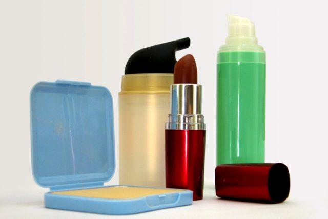 Kosmetika - ilustrační foto