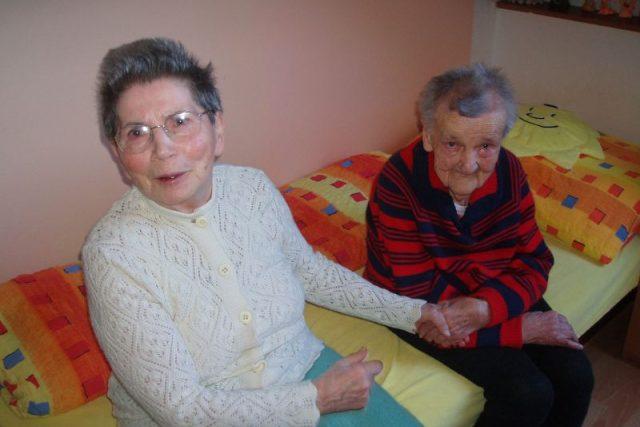 Ve Zlosyni na Mělnicku se starají o lidi postižené Alzheimerovou chorobou