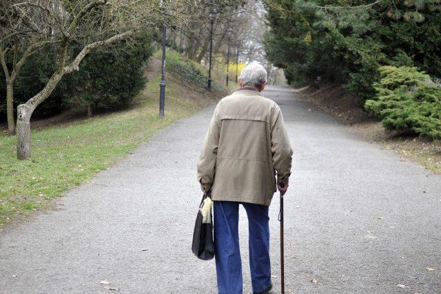 důchodci, penzisti