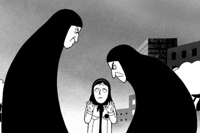 Z filmu Persepolis