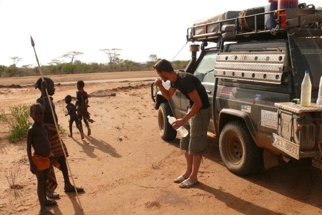 Z afrických cest Andrey Kaucké a René Bauera