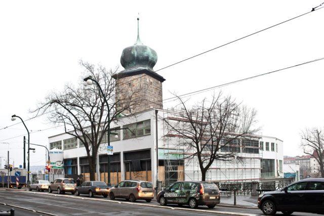 budova Mánesa