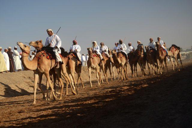 v Ománu