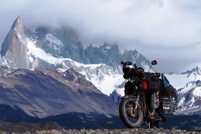 Jawa kolem světa: Chile - Fitz Roy