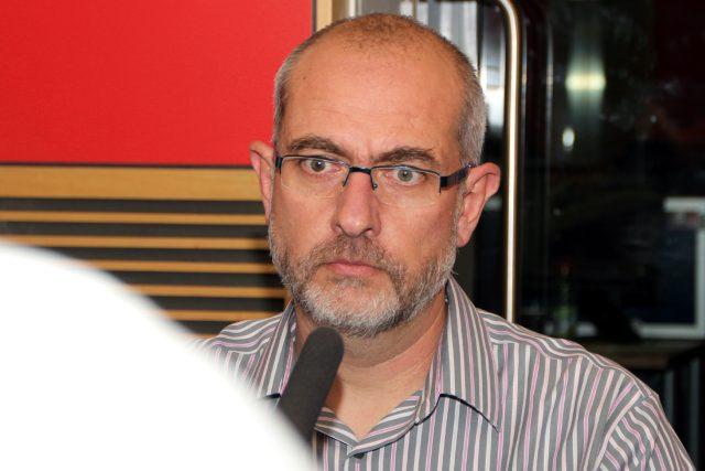Martin Hollý, ředitel Psychiatrické léčebny Bohnice
