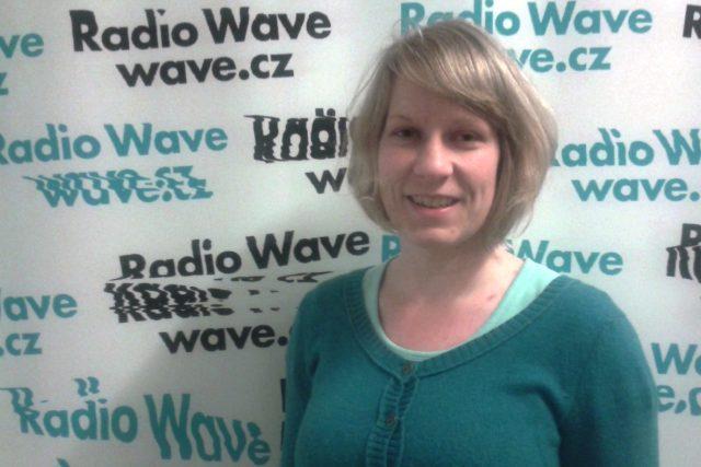 Příjmová terapeutka o. s. Green Doors Jana Votípková trénuje duševně nemocné, kteří chtějí pracovat