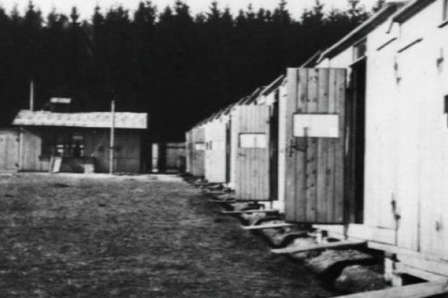 Romský koncentračmí tábor Lety u Písku