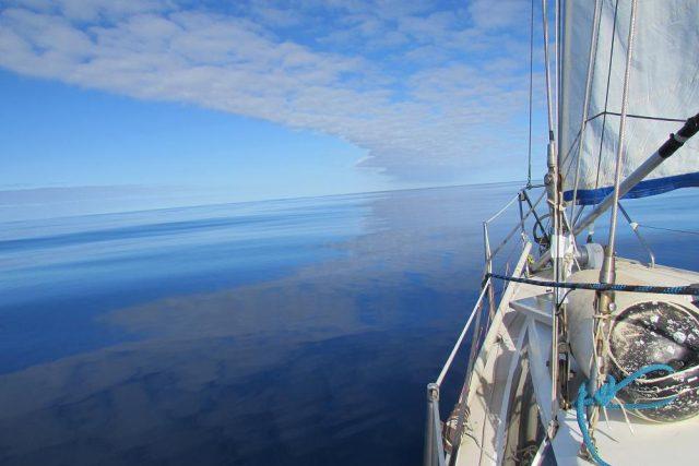 Martin Doleček pluje sólo na jachtě kolem světa