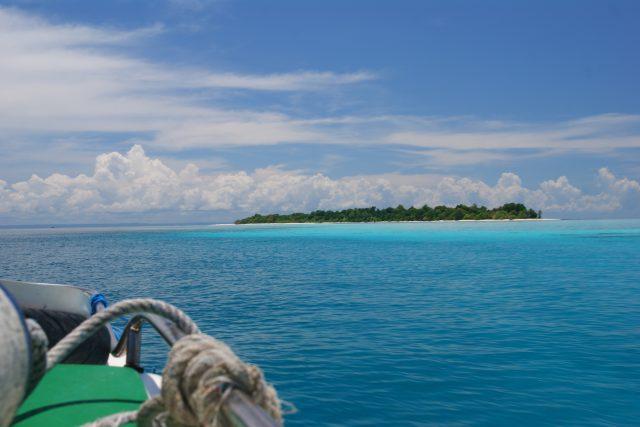 Borneo - jeden z ostrovů