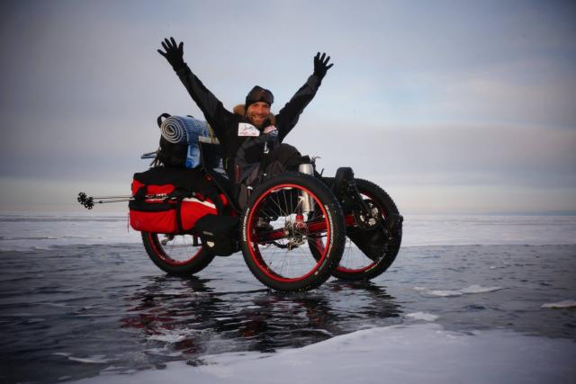 Jan Žďánský: Z Bajkalu jsem utekl