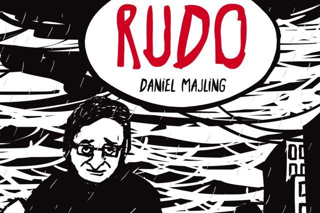 Obálka komiksu Rudo | foto: Nakladatelství Labyrint