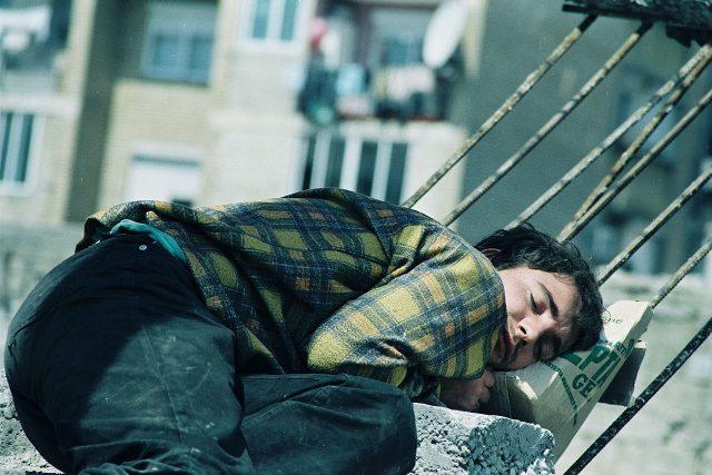 Spánek - zdřímnutí - únava