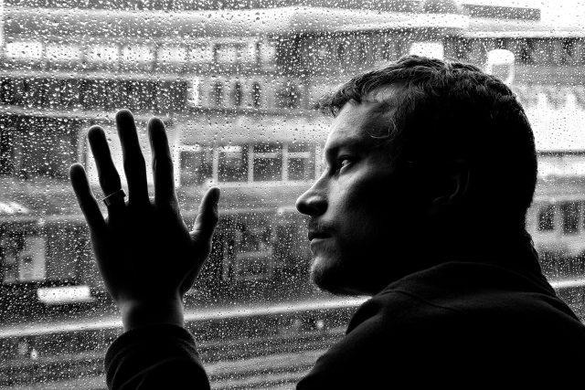 deprese, smutek, syndrom vyhoření