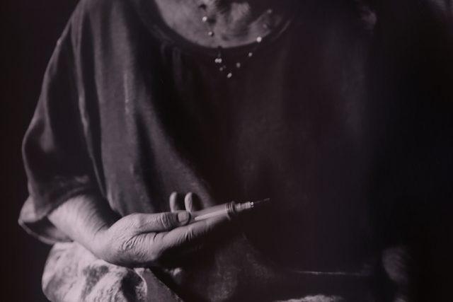 Závislost - drogy - staří lidé na drogách