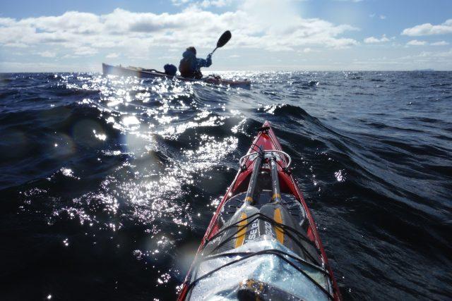 Vnější Hebridy aneb Jak se pádluje v rozbouřeném severním Atlantiku