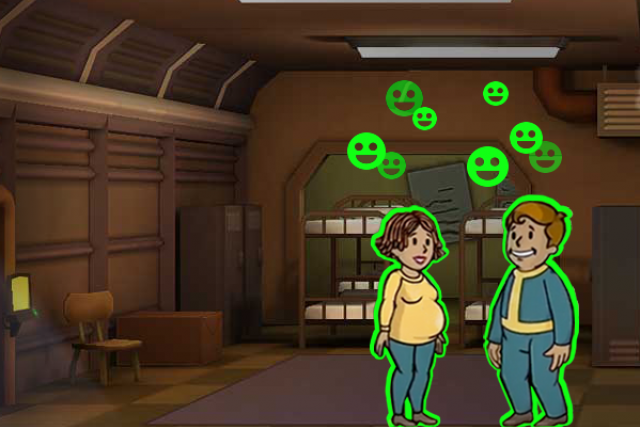 Ze hry Fallout Shelter