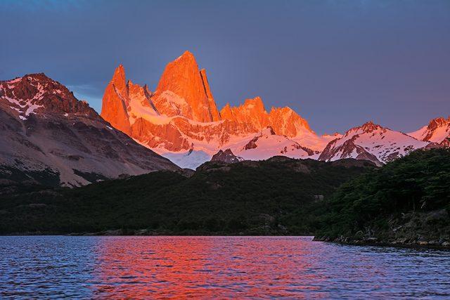 Patagonie Fitzroy