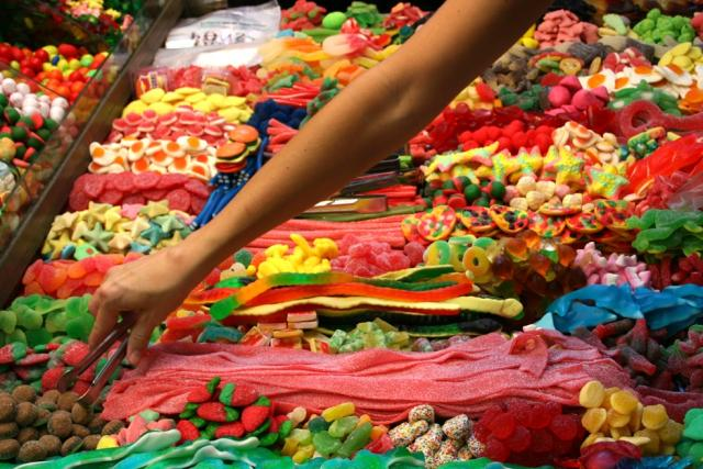 Cukroví - sladkosti