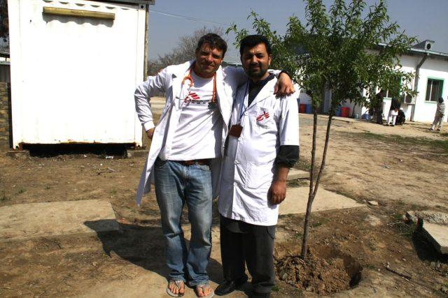 Z mise českého chirurga Tomáše Šebka s Lékaři bez hranic v Afghánistánu