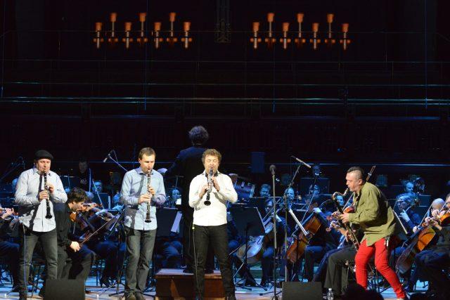 Clarinet Factory, Smetanova síň Obecního domu, 14. března 2016