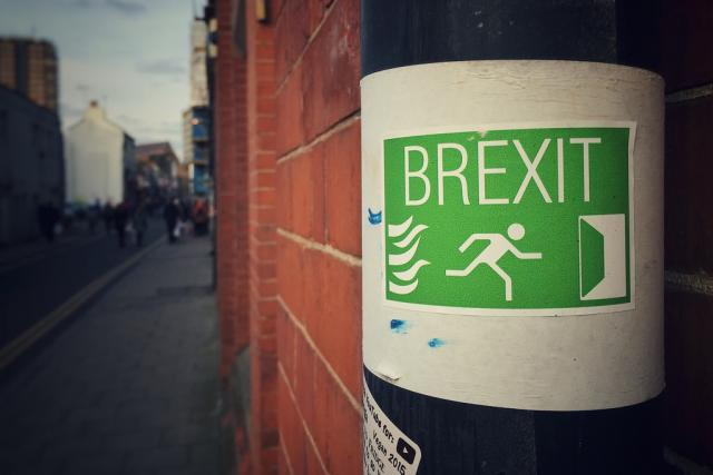 Brexit | foto: Creative Commons Attribution-NonCommercial-ShareAlike 2.0 Generic,  Paul Lloyd