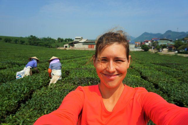 Michaela Bugrisová alias BackPackLady cestovala 6 měsíců po Asii, zde fotografie z Vietnamu